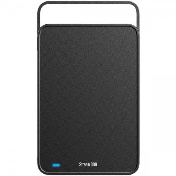 Silicon Power Stream S06 3.5 Inch External Hard Drive