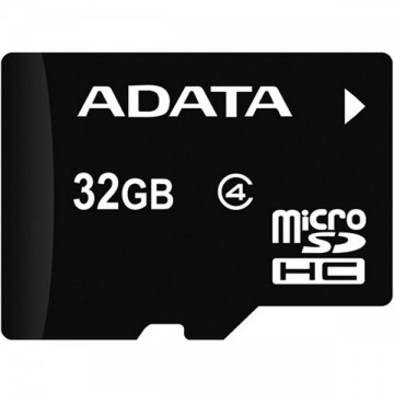 microSDHC Class 4 With OTG Micro Reader