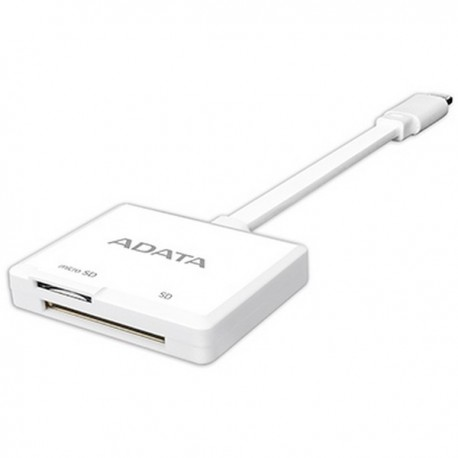 Adata Lightning Card Reader – Two-Way Transfer