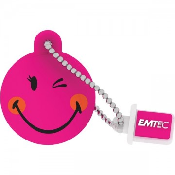 Smiley World 2 Wink Girl Flash Memory