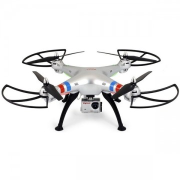 Syma X8G 5MP Camera 4CH 2.4G Remote Control Quadcopter