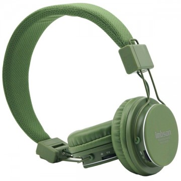 NIA Wireless FM TF Headset im-8820