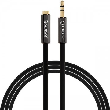 Orico FMC-10 3.5mm Male To Female Stereo Audio Cable
