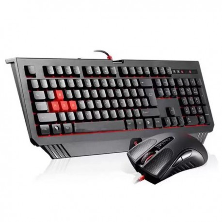 A4Tech B 1500 Bloody Gaming Keyboard & Mouse