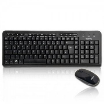 TSCO Keyboard and Mouse TKM 8145