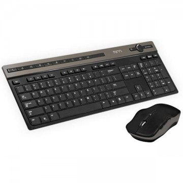 TSCO Keyboard and Mouse TKM 7106