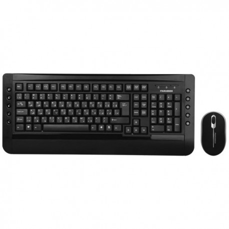 Farassoo FCM-6140 Mouse & KeyBoard