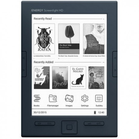 EnergySistem Energy Ereader ScreenLight HD