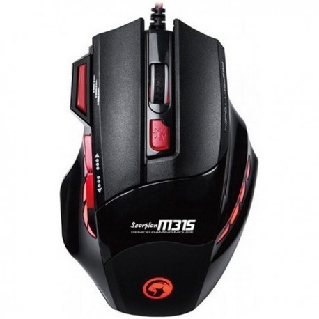 Marvo M315+G1 Gaming Mouse + Pad