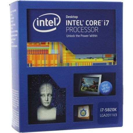 Intel Core i7-5820K Haswell-E Processor