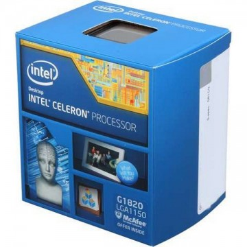 Intel Celeron G1820 Haswell 1150 Processor