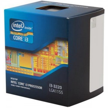 Intel Core i3-3220 ivy Bridge Processor