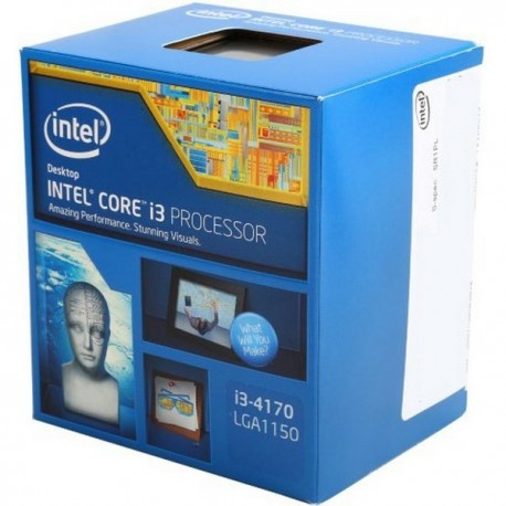 Intel Core i3-4170 Haswell Processor