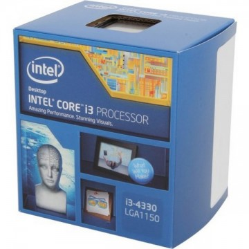 Intel Core i3-4330 Haswell LGA1150 Processor