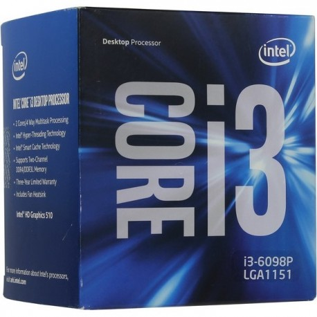 Intel Core i3-6098P Skylake Processor