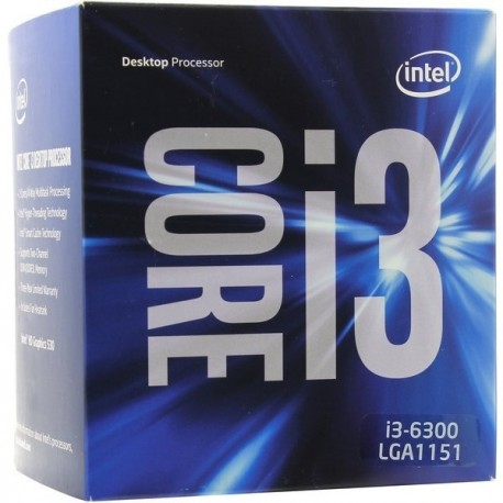 Intel Core i3-6300 Skylake Processor