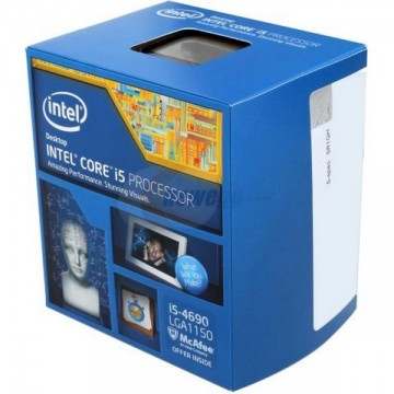 Intel Core i5-4690 Haswell Processor