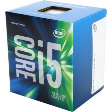 Intel Core i5-6500 Skylake Processor