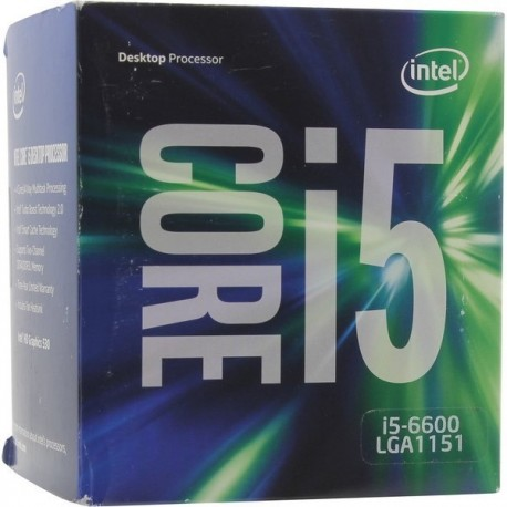 Intel Core i5-6600 Skylake Processor