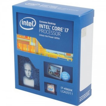 Intel Core i7-4960X Ivy Bridge-E Processor