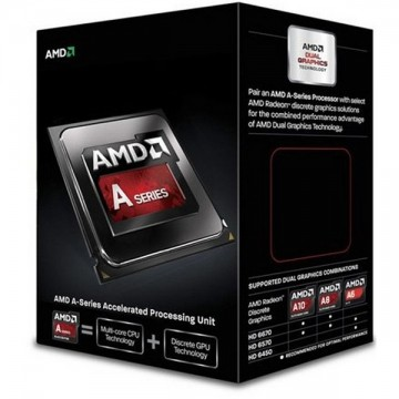 AMD A8-6600K BE FM2 Processor