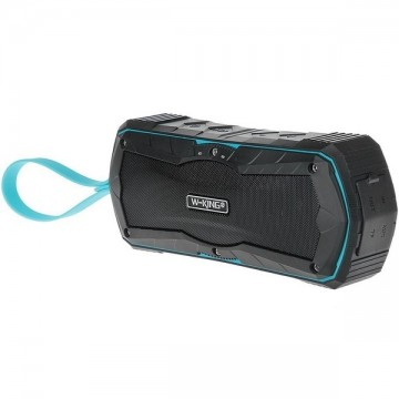 W-KING S9 Bluetooth Speaker & 4000mAh PowerBank