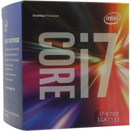 Intel Core i7-6700 Skylake Processor