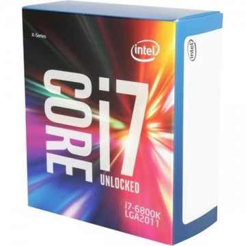 Intel Core i7-6800K Broadwell-E Processor