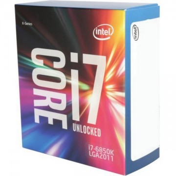 Intel Core i7-6850K Broadwell-E Processor