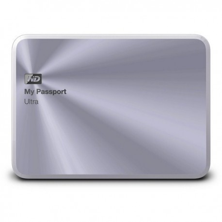 Western Digital My Passport Ultra Metal Edition