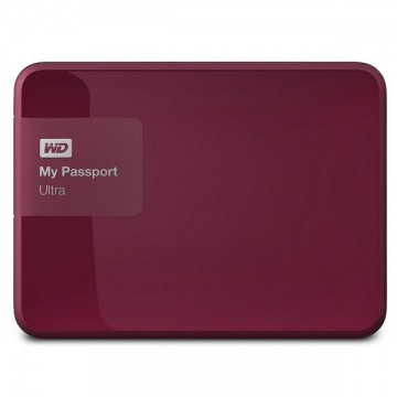 Western Digital My Passport Ultra USB3 External HDD