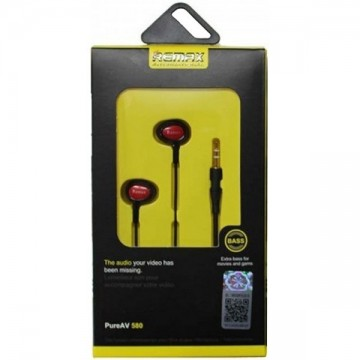 Remax Pure AV 580 Earphone