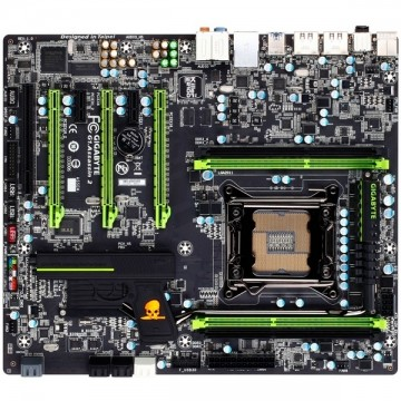 Gigabyte G1.Assassin 2 2011 MainBoard