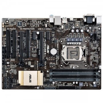 ASUS B85-Plus-USB 3.1 LGA1150 B85 Mainboard