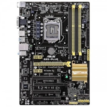 ASUS B85-Plus LGA1150 B85 Mainboard