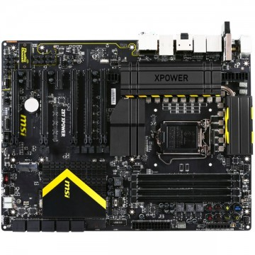 مادربرد MSI Z87 MPOWER LGA1150 Z87 MB