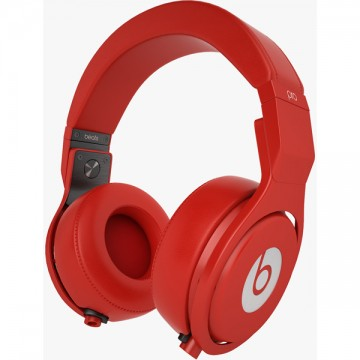 Beats Pro red limited edition Headphone