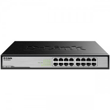 D-Link DES-1016C 16-port Switch