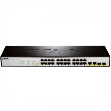 D-Link DES-1100 26-port Switch