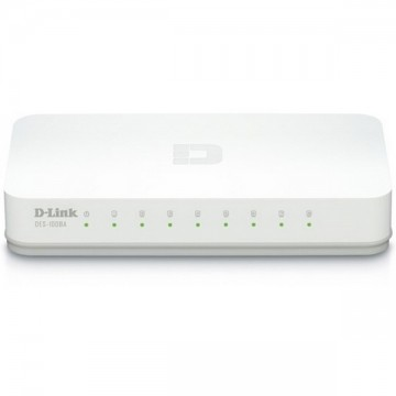 D-Link DGS-1008A 8-port Switch