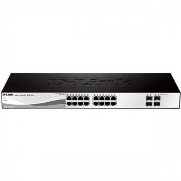D-Link DGS-1210 20-port Switch
