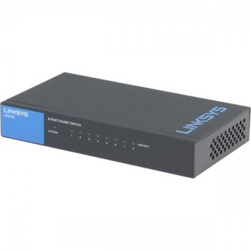 Linksys LGS108 8-port Switch