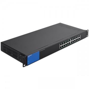 Linksys LGS124P 24-port Switch