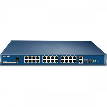 Tenda SS260 Managed 24-port Switch