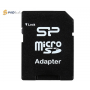 Silicon Power Elite microSDHC UHS-I U1 85MBs With Adapter