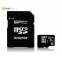 Silicon Power Elite microSDHC UHS-I U1 Black With Adaptor
