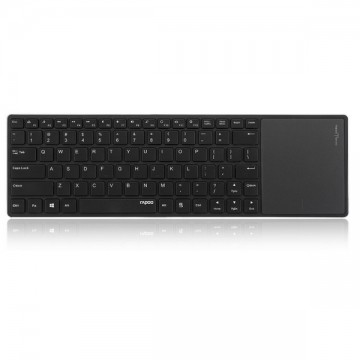 Rapoo E6700 Bluetooth TouchPad Keyboard