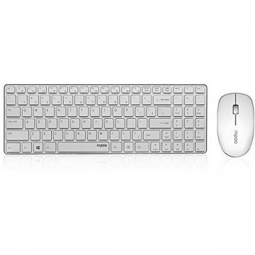 Rapoo E9300P Wireless Keyboard and Mouse