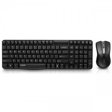 Rapoo X1800 Wireless Mouse and Keyboard
