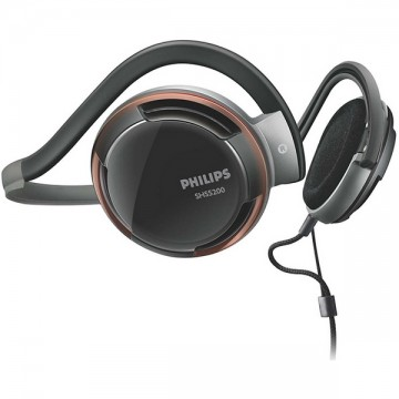Philips Neckband SHS5200 Earphone
